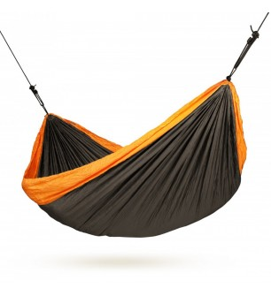 Двухместный туристический гамак LA SIESTA Colibri CLH20-5 orange
