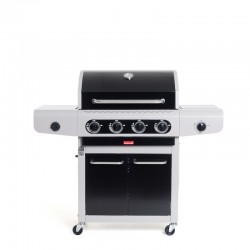 Газовый гриль SIESTA 412 BLACK TM Barbecook (2239241020)